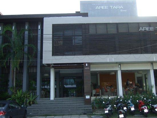 Aree Tara Resort:                   Aree Tara Hotel
