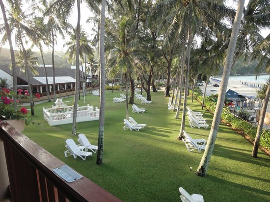 Katathani Phuket Beach Resort:                   View from Royal Suite