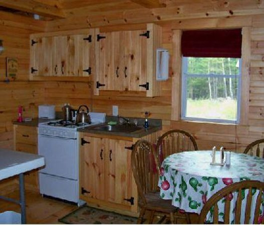 Worster's Wild Fox Cabins Photo