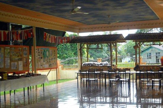 Baitul Wajihah Homestay: Activities Hall