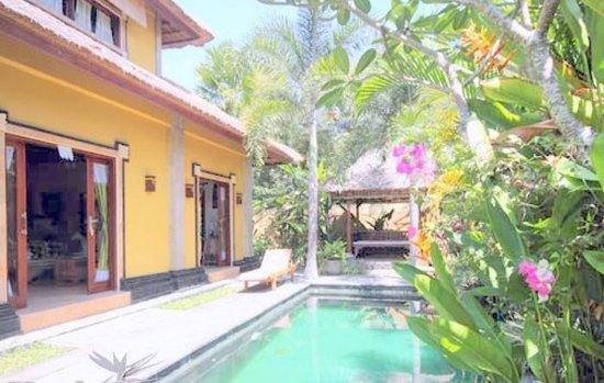 Tirtarum Villas, Canggu Bali: Private villa pool