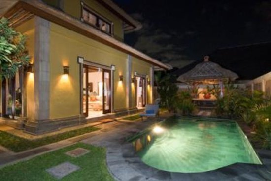 Tirtarum Villas, Canggu Bali: Private Villa Twobedrooms