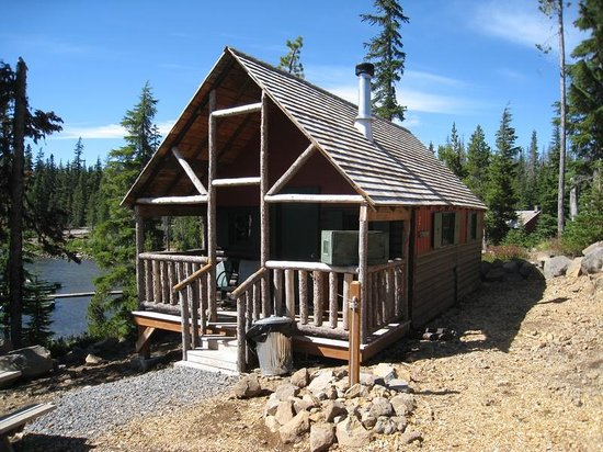 Olallie Lake Resort