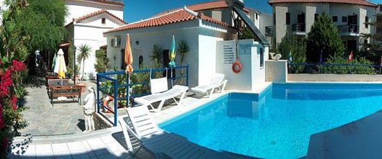 Photo of Hotel Lambros Kokkari
