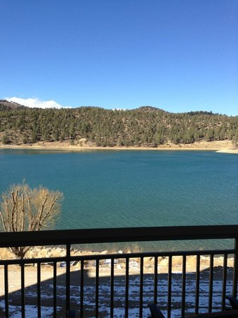 Inn of the Mountain Gods Resort & Casino:                                     Room View