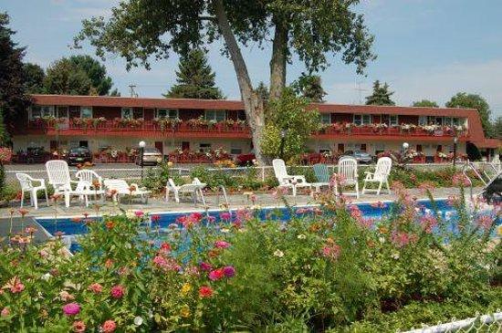 Blue Spruce Motel Valatie Ny