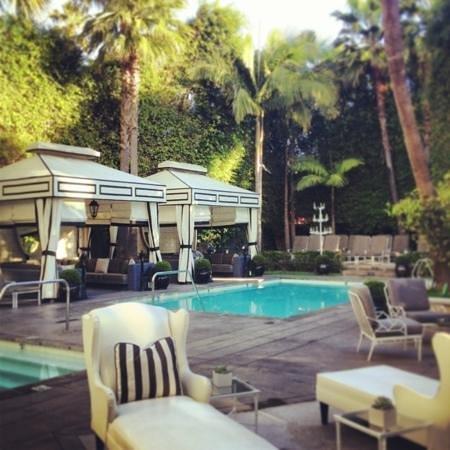 Viceroy Santa Monica:                   Viceroy Garden Oasis