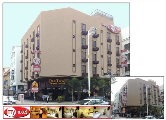 My Hotel at Sentral: Hotel Exterior 2