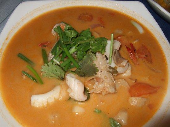Sala Bua & Lo Spuntino Restaurant:                   Tom Yum Goong