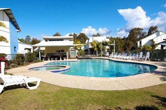 Ivory Palms Resort Noosa: Saltwater Pool