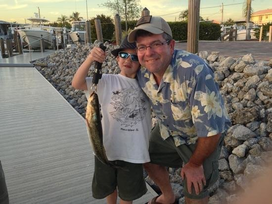 Reel Kind Fishing and Tours:                   My 7 year old fished all day under the Captain's guidance. I actually got to f