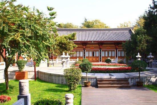 Garden Foto Di Tang Dynasty Art Garden Hotel Xi An