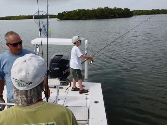 Reel Kind Fishing and Tours:                   Priceless!