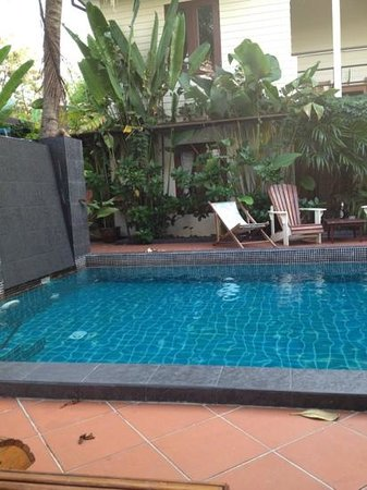 Pier 42 Boutique Resort & Spa :                   Poolwiew