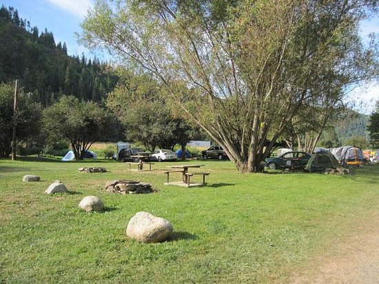 Photo of Wolf Lodge RV Campground Coeur d'Alene