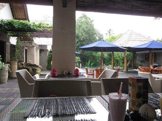 The Lokha Umalas Villas & Spa:                                     Restaurant view