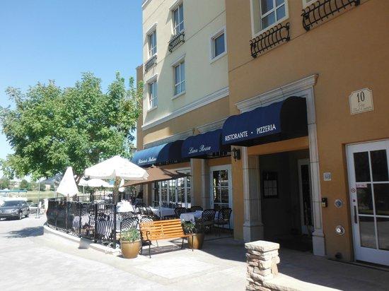 Lake Las Vegas Italian Restaurant On Main Street