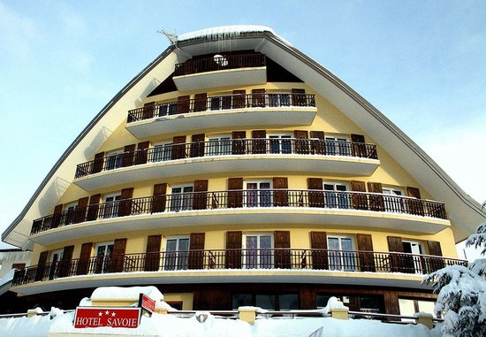 Photo of Hotel Savoie Auron
