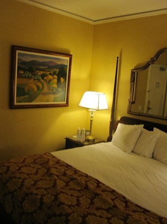 The Inn at Union Square:                   Room