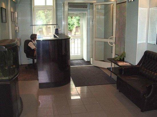 Hostel Piter: Reception