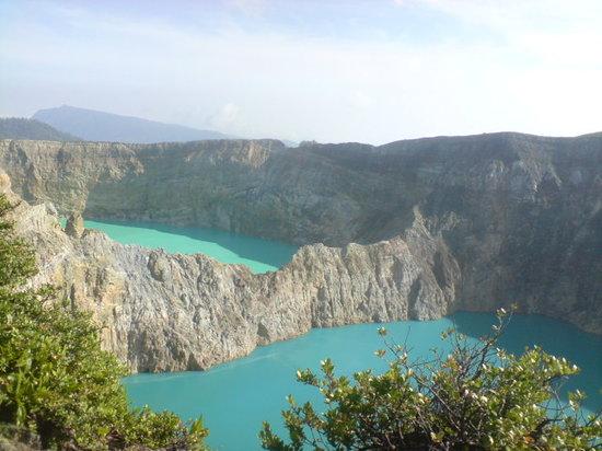 Kelimutu Crater Lakes Eco Lodge, Moni, Flores: Danau Kelimutu