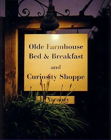 Foto de Olde Farmhouse Bed and Breakfast