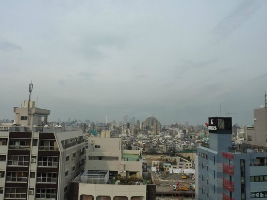 Citadines Shinjuku Tokyo:                   Spacious, nice rooms, great value for money