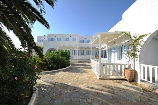 Photo of Hotel Nagres Paros