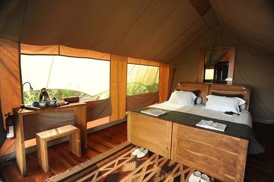 Galapagos Safari Camp: Interior