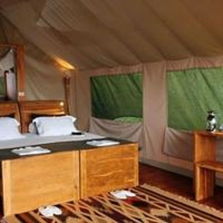 Galapagos Safari Camp: Bed