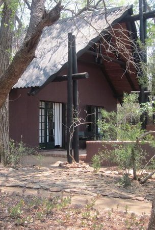 Burchell's Bush Lodge Bild
