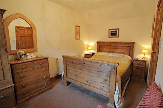 The Church Inn: Double en suite
