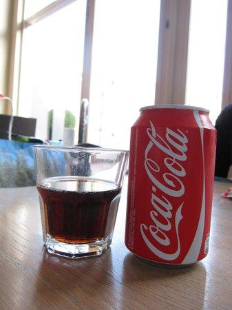 ألب هوتل أمستردام:                   welcome drink!                 