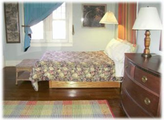 Morning Glory B&B Woodstock : blue room