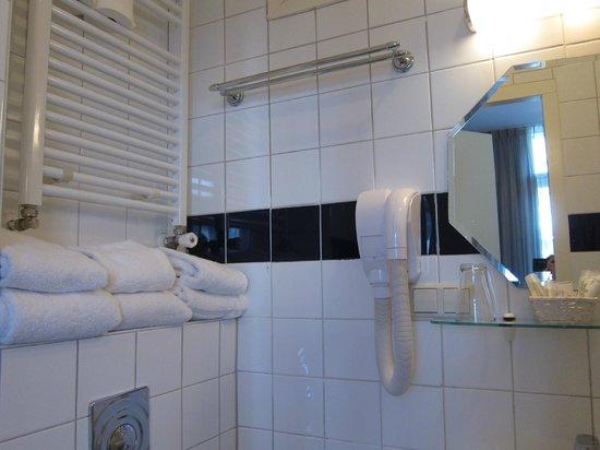 Alp Hotel Amsterdam:                   Bathroom