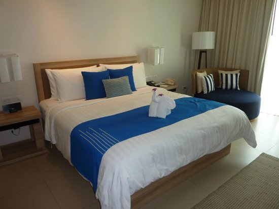 Holiday Inn Phuket Mai Khao Beach Resort:                   la chambre