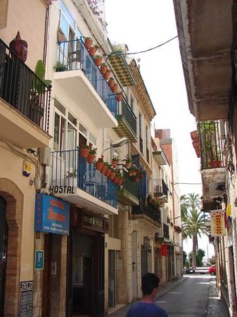 Photo of Bonaire Hostal Sitges