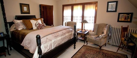 Westphal Mansion Inn Bed & Breakfast: Suite #5