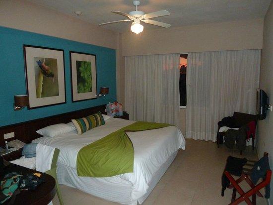 NH Punta Cana:                   chambre