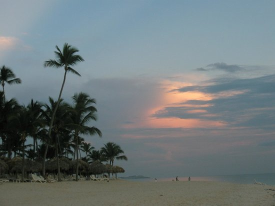 Majestic Colonial Punta Cana:                                     plage