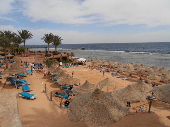 Nubian Village Hotel:                   spiaggia