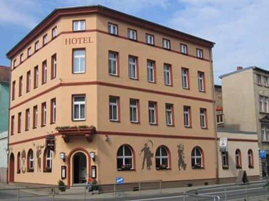 Hotel Thüringer Hof Rudolstadt Foto