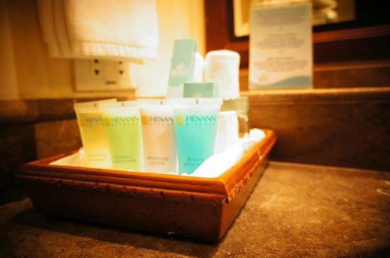 Henann Regency Resort & Spa:                                     Goodies...