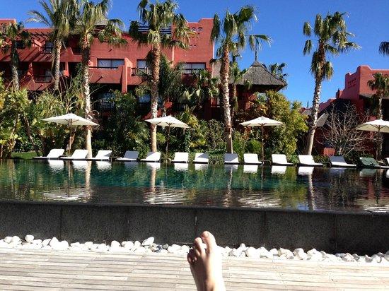 Barcelo Asia Gardens Hotel & Thai Spa:                   Piscina Zen