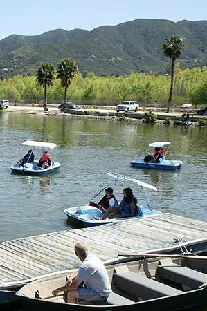 Lake Elsinore Campground Foto