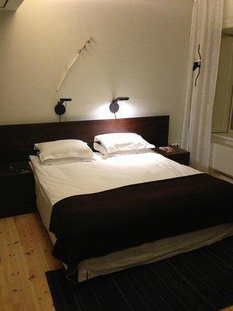 Hotel Skeppsholmen:                   Room 232