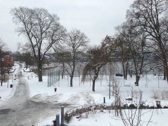 Hotel Skeppsholmen:                   Room 232 - View
