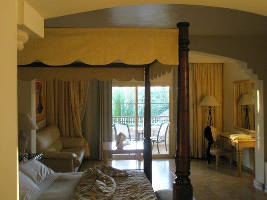 Majestic Colonial Punta Cana:                                     la chambre