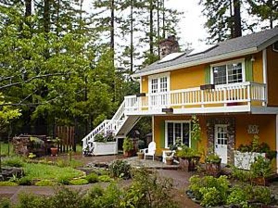 La Petite Maison: your provincial cottage in Mendocino