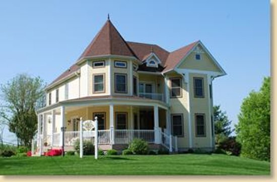 Amber House Bed and Breakfast: The Amber House